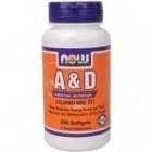 Now a & d vitamin kapszula 100 db