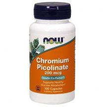 Now chromium piccolinate kapszula 100 db