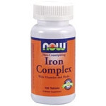 Now iron complex tabletta 100 db