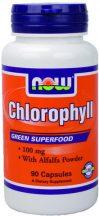 Now chlorophyll kapszula 90 db