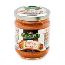 Monti paradicsomszósz rikottás gluténmentes 180 g
