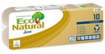 Eco Natural lucart toalett papír 10 db