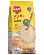 Schar gluténmentes mix b kenyérpor 1000 g