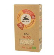Alce nero bio rizottónak való szuperfinom fehérrizs 500 g