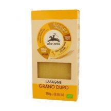 Alce Nero bio lasagne durum búzadarából 250 g
