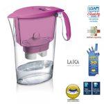 Laica clear line lila vízszűrőkancsó 1 db