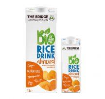 The Bridge bio mandulás rizsital gluténmentes 250 ml