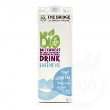 The Bridge bio hajdina és rizs ital natúr 1000 ml