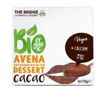 The Bridge bio zab desszert kakaós 4x110g 440 g