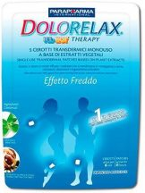 Dolorelax patch cold effect tapasz sport 5 db