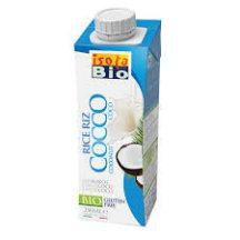Isola bio rizsital kókuszos gluténmentes 250 ml