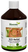 Biocom SCD Herbal - Probiotikus ital 150 ml