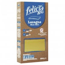 Felicia Bio Kukorica-rizs lasagne gluténmentes tészta 250 g