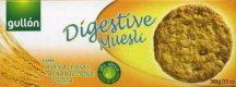 Gullón digestiv müzlis keksz 365 g