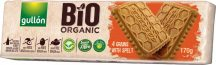 Gullón bio 4 gabonás keksz 170 g