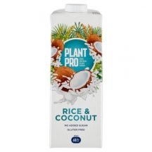 Plant Pro rizs+kókusz ital 1000 ml