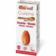 Ecomil bio mandula főzőkrém cukormentes 200 ml