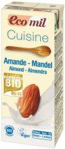 Ecomil bio konyhai főzőalap mandulából 500 ml