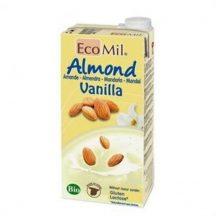 Ecomil bio vaniliás mandulaital 1000 ml