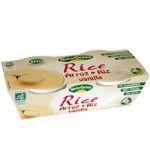 Naturgreen bio rizsdesszert vaníliás 2x125g 250 g