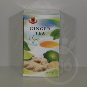 Herbex prémium gyömbér tea mojito 20x2g 40 g