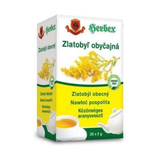 Herbex közönséges aranyvessző tea 50 g
