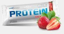 Max Sport protein szelet eper gluténmentes 60 g