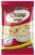 Dexi crispy rings gluténmentes karikák banános 30 g