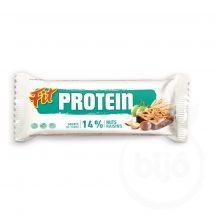 Fit protein müzliszelet földimogyoróval és mazsolával 35 g
