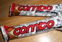 Combo szójás csoki kétszínű 65 g