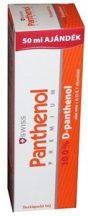 Swiss pantenol testápoló tej 250 ml