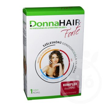 Donna Hair forte kapszula 30 db