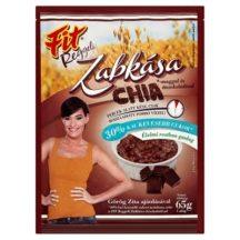 Fit reggeli zabkása chia maggal és csokoládéval 65 g