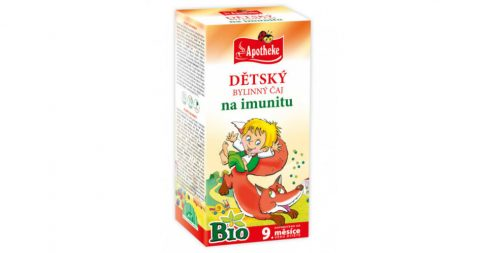 Apotheke bronchicare herbal tea 20x1,5g 30 g