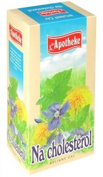 Apotheke cholestcare herbal tea 20x1,5g 30 g