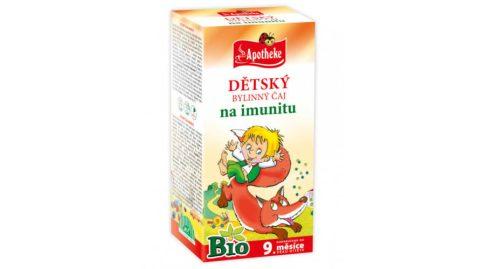 Apotheke immucare herbal tea filteres 30 g