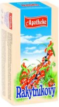 Apotheke homoktövis tea filteres 50 g
