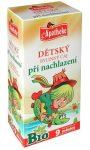 Apotheke bio gyermek tea anti-cold herbal 20x1,5 30 g