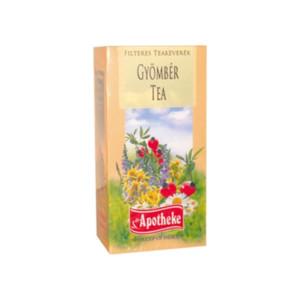 Apotheke tea visszér panaszokra 20x1,5g 30 g