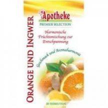 Apotheke narancs és gyömbér tea 20x2g 40 g