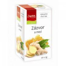 Apotheke gyömbér és méz tea 20x2g 40 g
