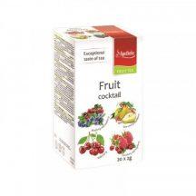 Apotheke gyümölcskoktél tea 20x2g 40 g
