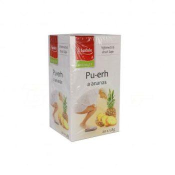 Apotheke pu-erh és ananász tea 20x1,8g 36 g