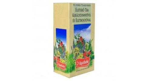Apotheke életerő tea királydinnyével és életbogyóval 20x2g 40 g