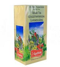 Apotheke relax tea golgotavirággal 20x1,5g 30 g