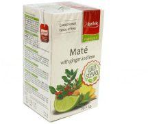 Apotheke mate gyömbér és lime steviával gyümölcstea 40 g