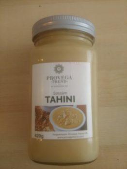 Natural tahini üveges 420 g