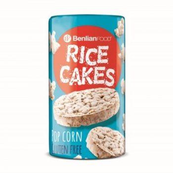 Benlian mini puffasztott rizs-pop corn ízű 100 g