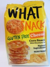 Benlian What Snack gluténmentes puff. kukorica sajtos 50 g
