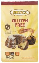 Broll gluténmentes sütemény lisztkeverék 500 g